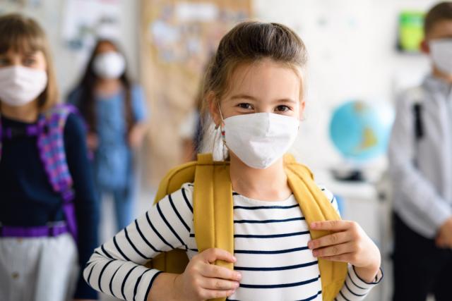 Πώς να προστατεύσω  αποτελεσματικά τα παιδιά μού από τον κορονοϊό;