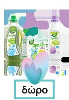 Helenvita Baby All Over Cleanser 1000ml Προσφορά -40%