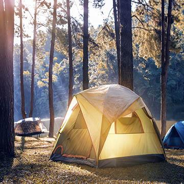 Διακοπές - Camping